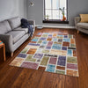 Think Rugs 16th Avenue Multi-squares