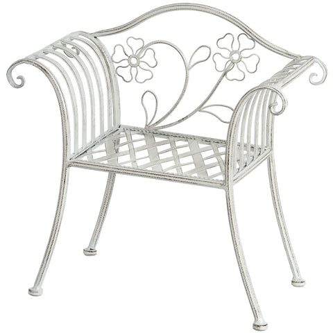 Rose Children's Garden Seat - - Garden & Conservatory by WDS4U available from Harley & Lola