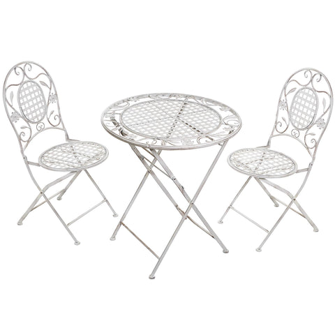 Rose Table and Chairs - - Garden & Conservatory by WDS4U available from Harley & Lola