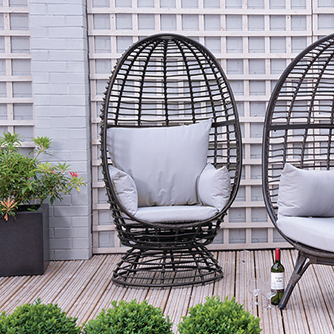 Pacific Lifestyle Tobago Outdoor Egg Chair