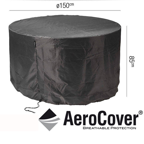 Garden Set Cover Round 150 x 85cm -Garden Set Cover Round 150 x 85cm high - Garden & Conservatory by Pacific available from Harley & Lola