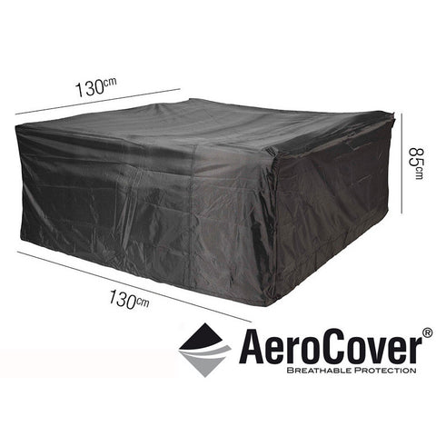 Garden Set Cover Square 130 x 130 x 85cm -Garden Set Cover Square 130 x 130 x 85cm high - Garden & Conservatory by Pacific available from Harley & Lola