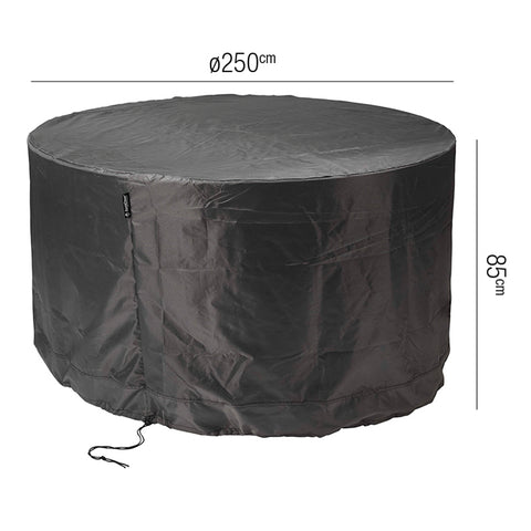 Pacific Lifestyle Garden Set Cover Round 250 x 85cm