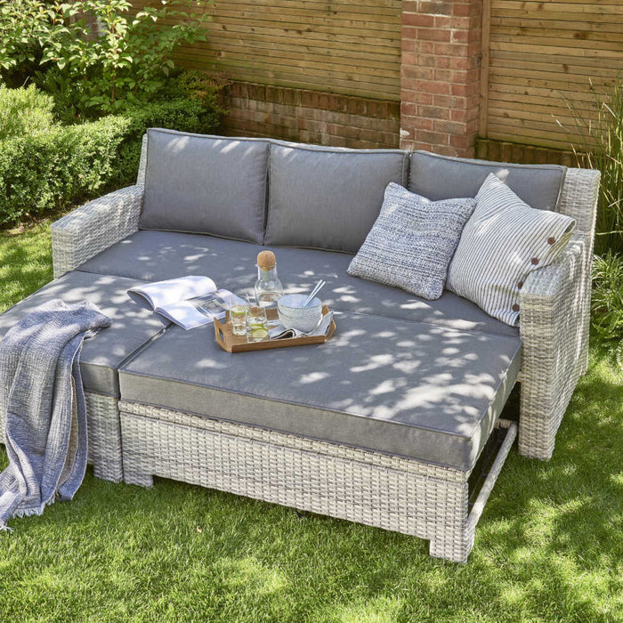 Norfolk Leisure Oxborough Pull Out Lounge Sofa