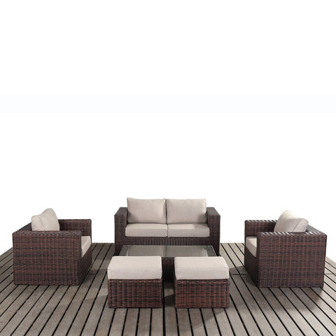 Port Royal Windsor Small Sofa Set
