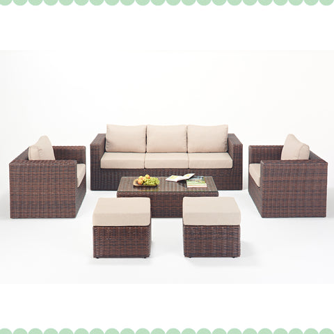 Port Royal Windsor Large Sofa Set