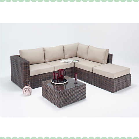 Port Royal Windsor Small Corner Sofa Right