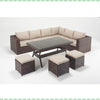 Port Royal Windsor Table Corner Sofa Right