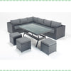 Port Royal Prestige Table Corner Sofa Left