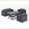 Port Royal Prestige Table Sofa Set