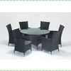 Port Royal Prestige 6 Seat Round Dining Set