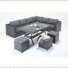 Port Royal Prestige Table Corner Sofa Right