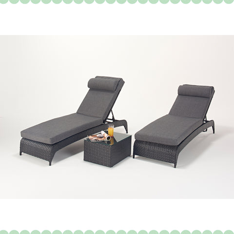 Port Royal Prestige Lounger Pair