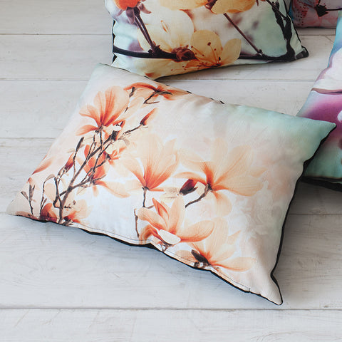 Floral Rectangle Cushion