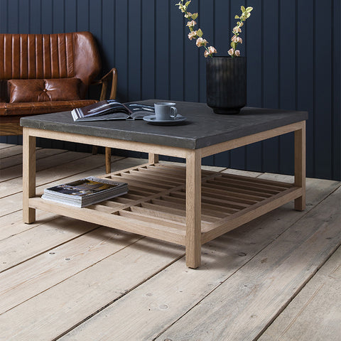 Tribeca Square Coffee Table - - Lounge by Gallery available from Harley & Lola