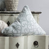 Classic Elsa Cushion -Duck Egg - Soft Furnishings by Gallery available from Harley & Lola - 4