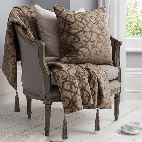 Classic Elsa Throw - - Soft Furnishings by Gallery available from Harley & Lola - 1