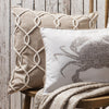 Rope Design Cushion -Natural - Soft Furnishings by Gallery available from Harley & Lola - 4
