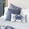 Dover Cushion -Blue - Soft Furnishings by Gallery available from Harley & Lola - 2