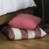 Dover Cushion -Red - Soft Furnishings by Gallery available from Harley & Lola - 3