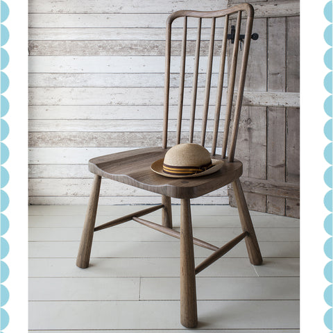 Wycombe Dining Chair -Natural - Furniture by Gallery available from Harley & Lola - 1