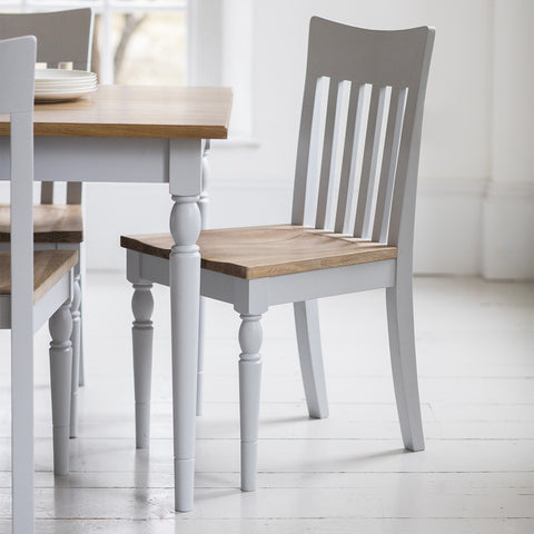 Marlow Dining Chair (x2) - - Furniture by Gallery available from Harley & Lola - 1