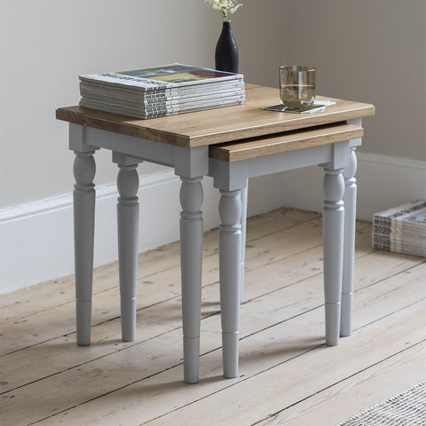 Marlow Nest of Tables - - Furniture by Gallery available from Harley & Lola - 1
