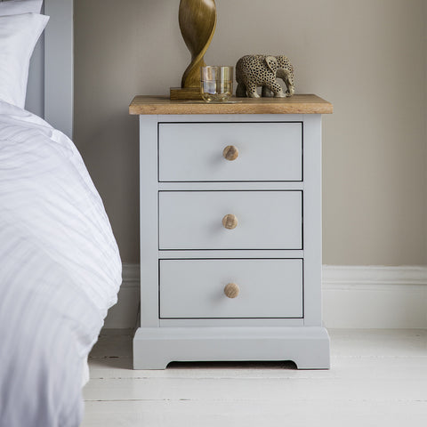 Marlow Bedside Cabinet - - Furniture by Gallery available from Harley & Lola - 1