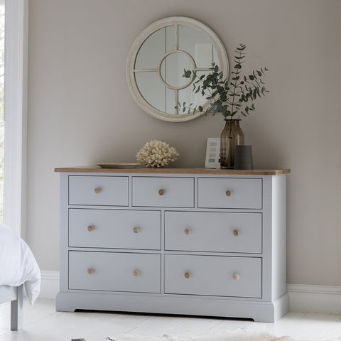 Marlow Seven Drawer Chest