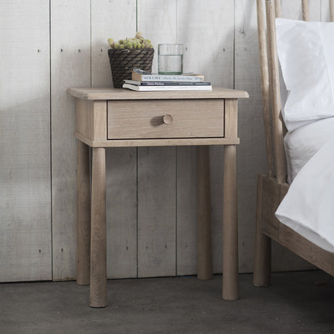 Wycombe Bedside Table - - Furniture by Gallery available from Harley & Lola