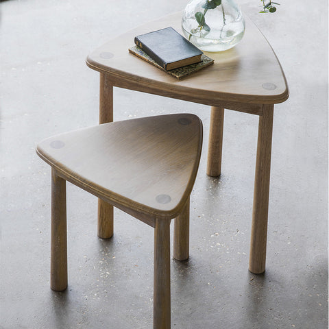 Wycombe Nest of Tables - - Furniture by Gallery available from Harley & Lola