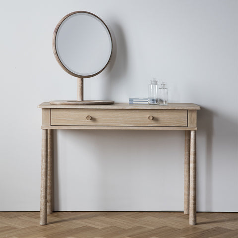 Wycombe Dressing Table with Drawer - - Furniture by Gallery available from Harley & Lola - 1