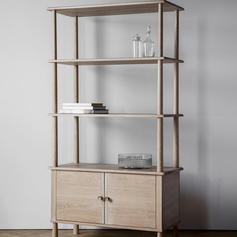 Wycombe Open Display Unit - - Furniture by Gallery available from Harley & Lola - 1