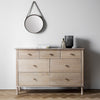 Wycombe 7 Drawer Chest - - Furniture by Gallery available from Harley & Lola - 1