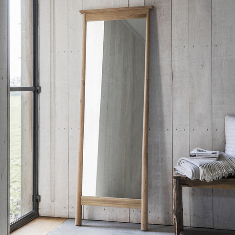 Wycombe Cheval Mirror - - Furniture by Gallery available from Harley & Lola - 1