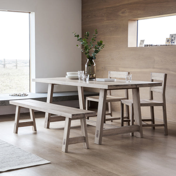 Kielder Dining Table by Harley and Lola