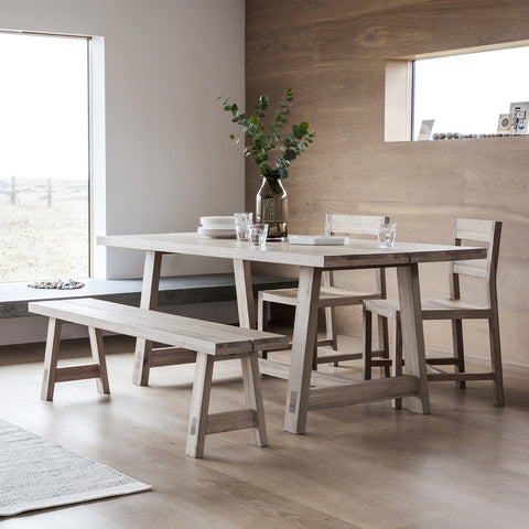Kielder Dining Table - - Furniture by Gallery available from Harley & Lola - 1