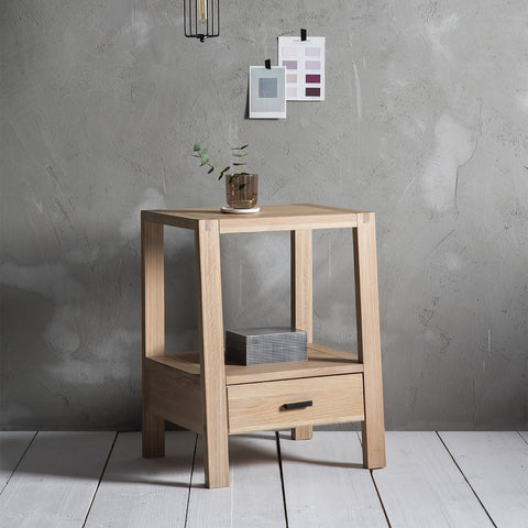 Kielder Bedside Table - - Furniture by Gallery available from Harley & Lola - 1