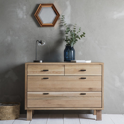 Kielder Chest of Drawers - - Furniture by Gallery available from Harley & Lola