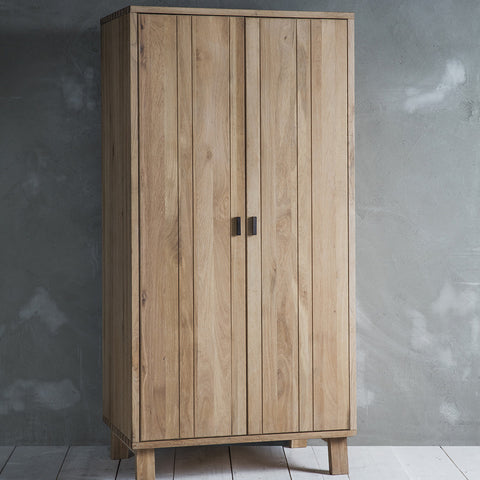 Kielder Wardrobe - - Furniture by Gallery available from Harley & Lola - 1