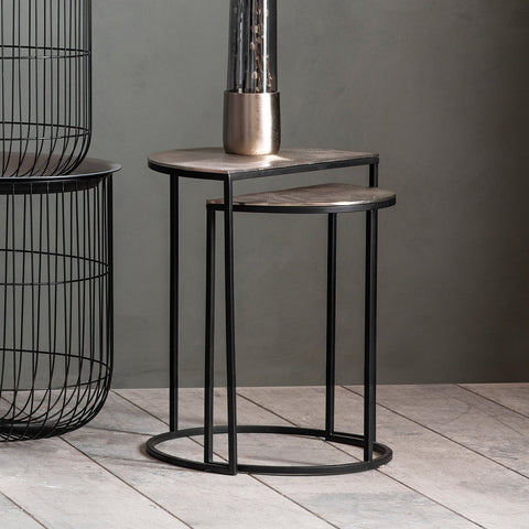 Delfin Side Tables
