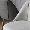 Elliot Dining Chair Neutral (Pack of two)