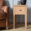 Hadlow Side Table Oak