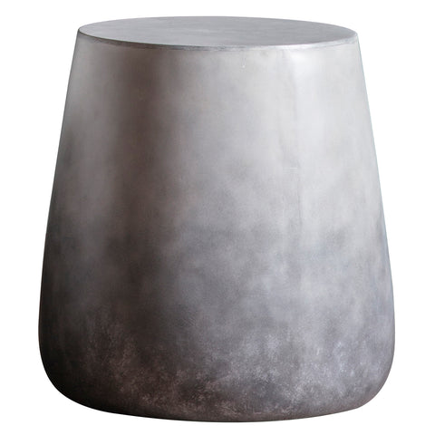 Otley Side Table Ombre Silver
