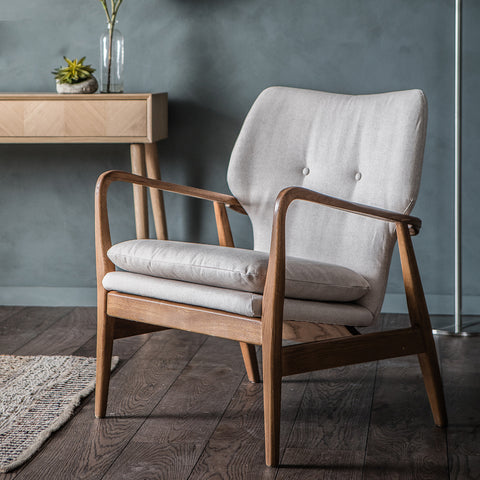 Jensen Armchair Natural