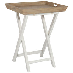 Mango Wood Tray Table by Harley and Lola