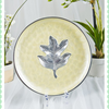 Leaf Plate Round by Harley and Lola