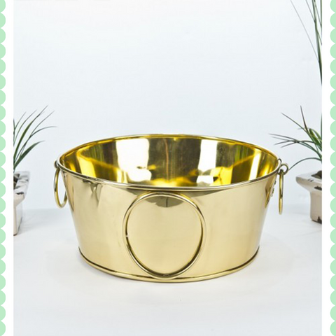 Brass Tub by Harley and Lola