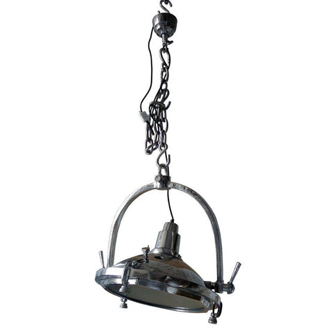 Pendant Cargo Light with Large Arch