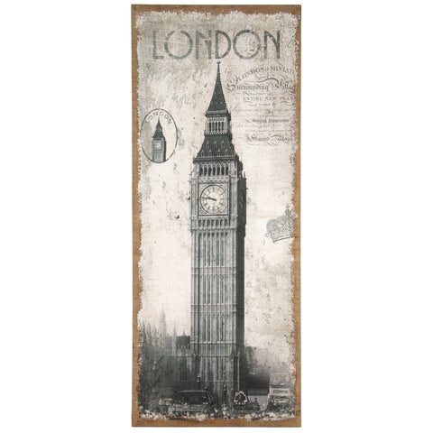 Pacific Lifestyle London Wall Canvas
